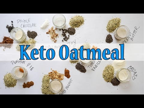keto-oatmeal-|-keto-breakfast-no-eggs-|-low-carb-overnight-oats