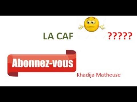 Arrivé En France !c'est Quoi La CAF !!à Quoi Sert ???