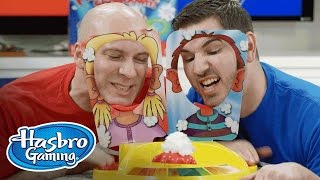 Hasbro - 8 PassengerS & J House Vlogs Play Toilet Trouble, Fantastic Gymnastics & Pie Face Showdown