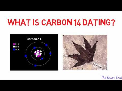 definition of carbon-14 dating in earth science