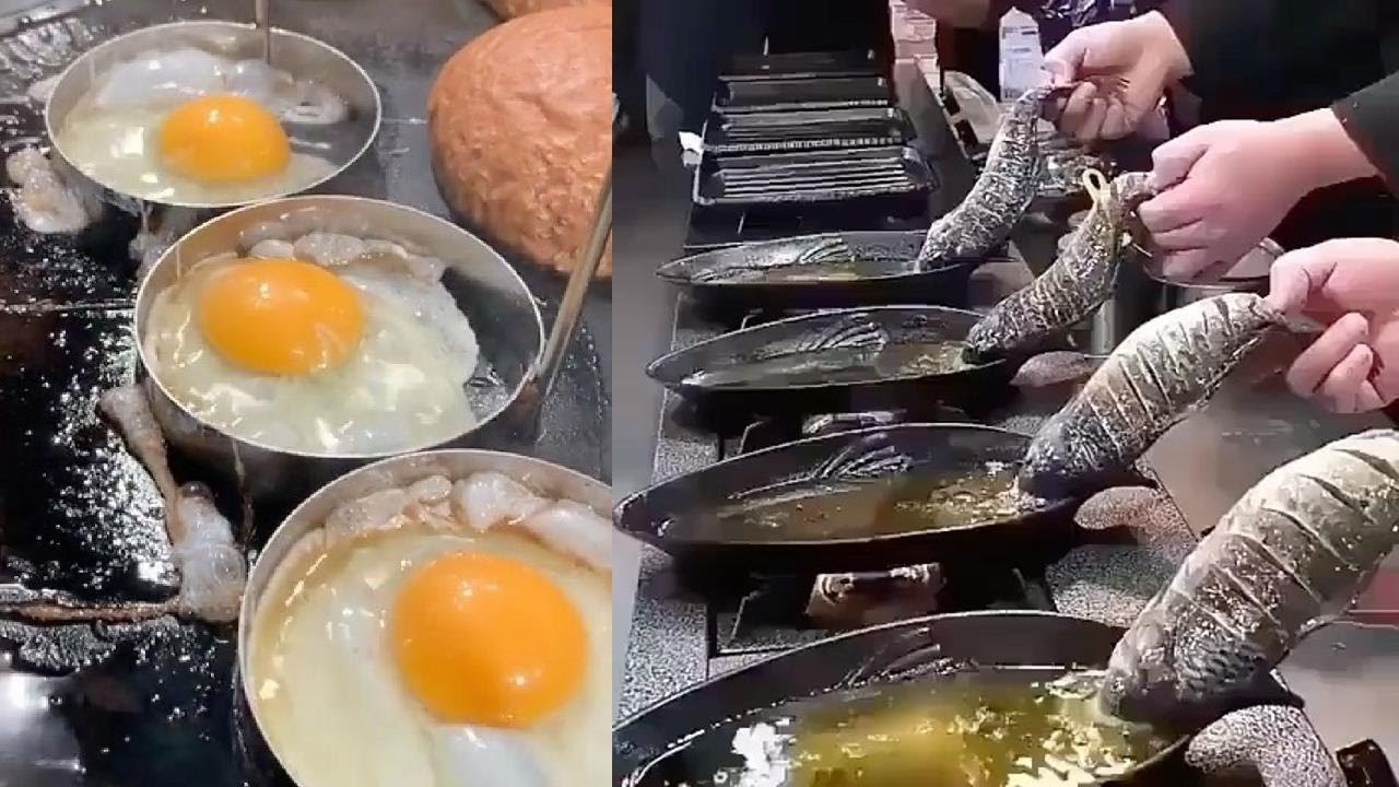 CHEF QUE ESTÁN A OTRO NIVEL #8 - AMAZING STREET FOOD
