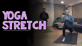 YOGA: Beginners (4/28)