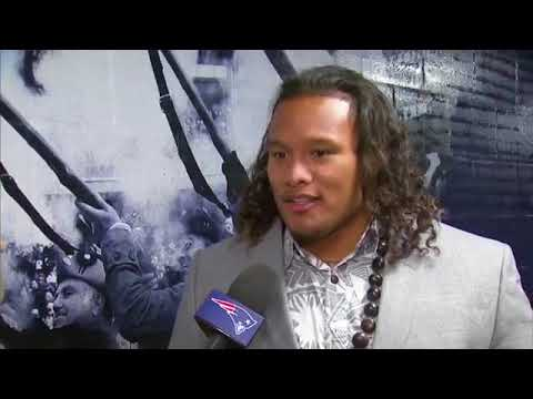 One on One with Danny Shelton | Mar 15, 2018