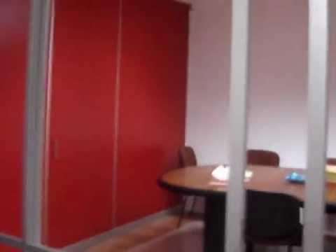 Como decorar la oficina de tu casa cancel con perfiles de for Como decorar una oficina en casa