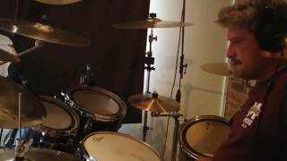 Exit Eden - Total Eclipse of The Heart - Drum Cover
