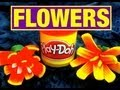 Play Doh Flower Maker! My Play-Doh Fun Toy Review by Mike Mozart of TheToyChannel
