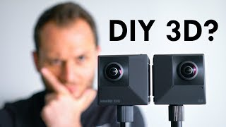 Combining TWO 360 Cameras... Will It Work?