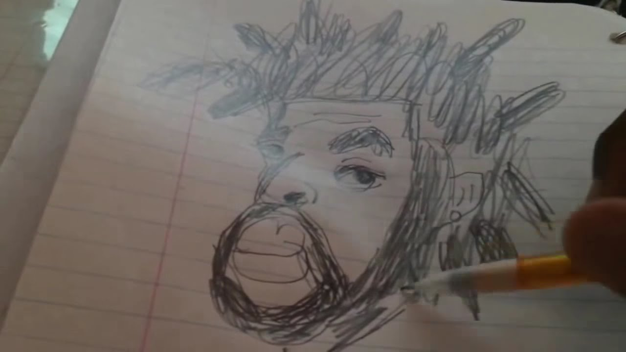 How to draw the weeknd youtube altavistaventures Images