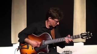 Frank Vignola - Tiger Rag (Lesson Excerpt)  - Tribute to Eddie Lang / Django Reinhardt