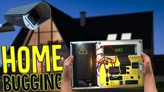 Bugging Mansions With Secret Hidden Cameras - I'm Locked Inside A Mansion! - Thief Simulator