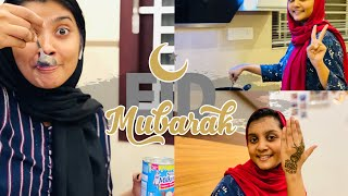 EID PREPARATION VLOG ❤️