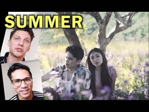 Nadine Lustre & James Reid – Summer REACTION mp3 letöltés