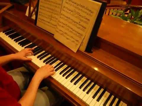 Canon in D (Pachelbel) - solo piano