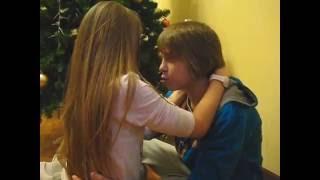Какими были Даня и Кристи 3 года назад?! || Danya&Kristy 3 years ago!