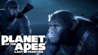 СТРИМ: Новинка - Planet of the Apes: Last Frontier - планета обезьян - интерактивный фильм
