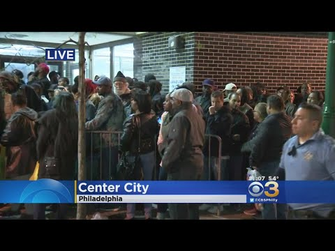 Long Lines Continue On Last Day Of PPA's Amnesty Program