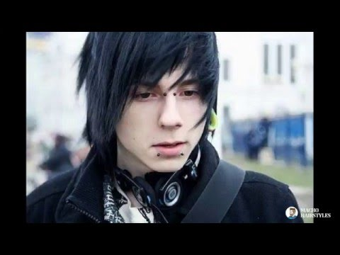 how to style your hair emo 40 hairstyles for guys 8885 | hqdefault