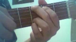 Adam et Eve - Kain (leçon de guitare)