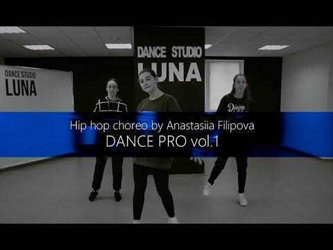 Post Malone Feat. 21 Savage - rockstar / Hip hop choreo by Anastasiia Filipova | DANCE PRO vol.1