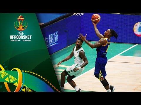 Nigeria v DR Congo - Highlights - FIBA AfroBasket 2017