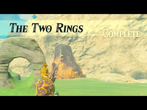 The Two Rings Shrine Quest Botw