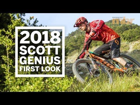 Scott Genius 2018 | First Look | MBR