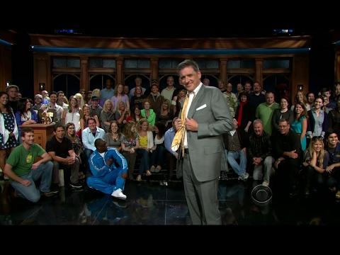 Late Late Show with Craig Ferguson 8/8/2012 Chris Hardwick, Carla Gugino