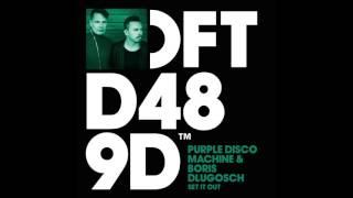 Purple Disco Machine & Boris Dlugosch