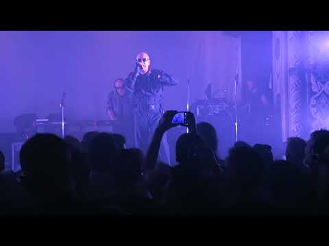 Front 242 Headhunter Live Chicago 2017