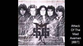 Michael Schenker Group Attack Of The Mad Axeman [8BIT]
