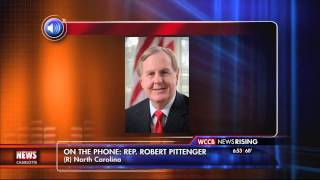 Pittenger discusses resolving our fiscal crisis on WCCB