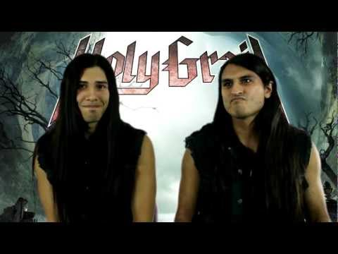 """HOLY GRAIL-'RIDE THE VOID"""" track-by-track: 'Too Decayed to Wait'"""