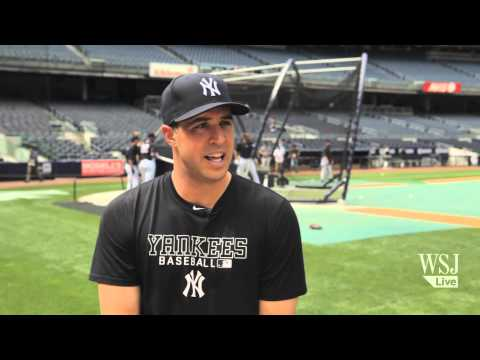 Yankees' Mark Teixeira Discusses Leading in the American League and SportsYapper