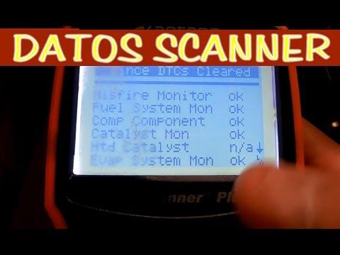 Introduccion a los datos en vivo en el scanner automotriz OBD2 (reeditado)