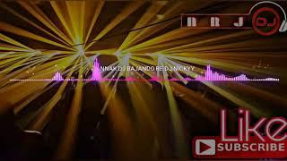 || TANNAK DJ BAJANDO RE || PANDA BABA JHOOM KE NACHE || DJ NICKY  || BY DJ NRJ ||