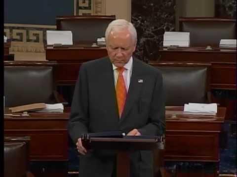 The Immigration Debate Begins: Sen. Hatch's Statement