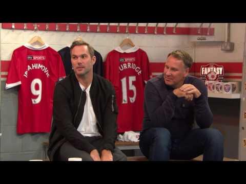 Sky Sports - Fantasy Football Club - Jason McAteer (12/8/16) (1080p)