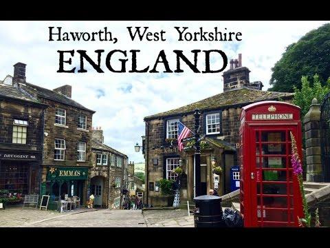 Exploring Haworth England 2016 | Travel Vlog
