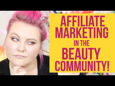 Affiliate Links/Codes in the Beauty Community: My Thoughts + How I Run My Channel! // Tube Talk!