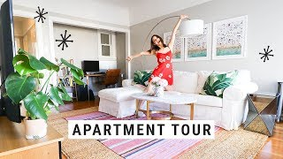 my APARTMENT TOUR!!!!  san francisco, california!