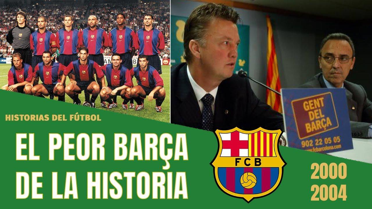 Barcelona tiene el peor inicio en Champions League en su historia