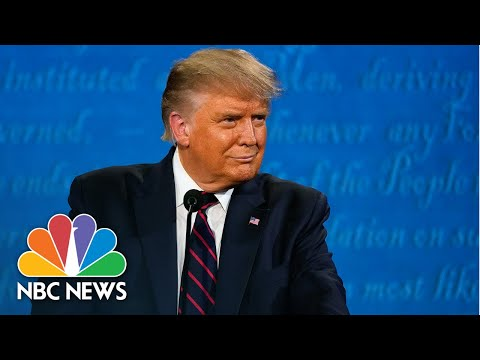 Trump Claims He Paid 'Millions' In Taxes In 2016 And 2017 | NBC News