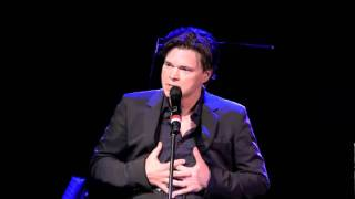 "Hunter Foster - ""Favorite Places"" from ORDINARY DAYS"