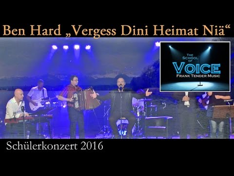 "Ben Hard ""Vergess Dini Heimat Niä"""