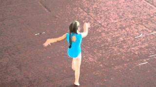 Спортивная гимнастика Суркова Полина вольные