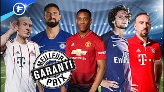 Les joueurs libres en 2019 qui vont mettre le feu au mercato