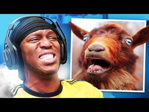 Try Not To Laugh (GOAT EDITION)
