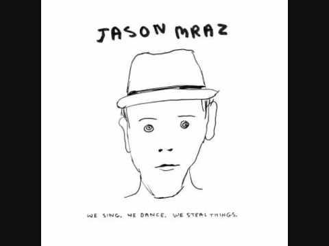 Jason Mraz - The Dynamo of Volition