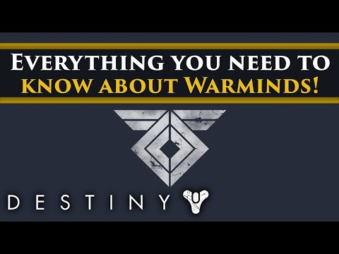 Destiny 2 Lore - Everything you need to know about the Warminds