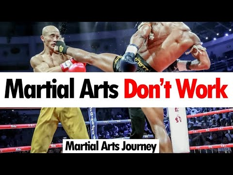 Why Martial Arts Don't Work • Martial Arts Journey